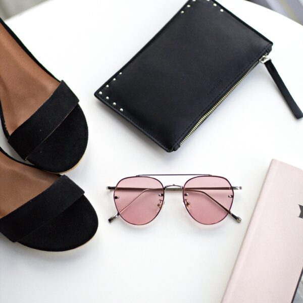 pink aviator sunglasses - buy online - iamtrend