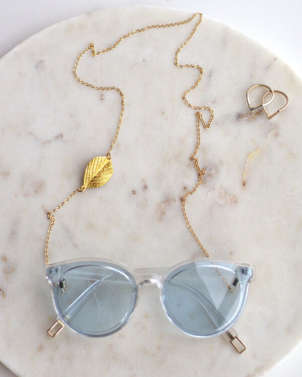 Cleopatra-Eyewear-Chain-Colour-Gold