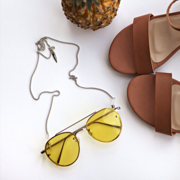 aviator sunglasses - buy online - iamtrend yellow