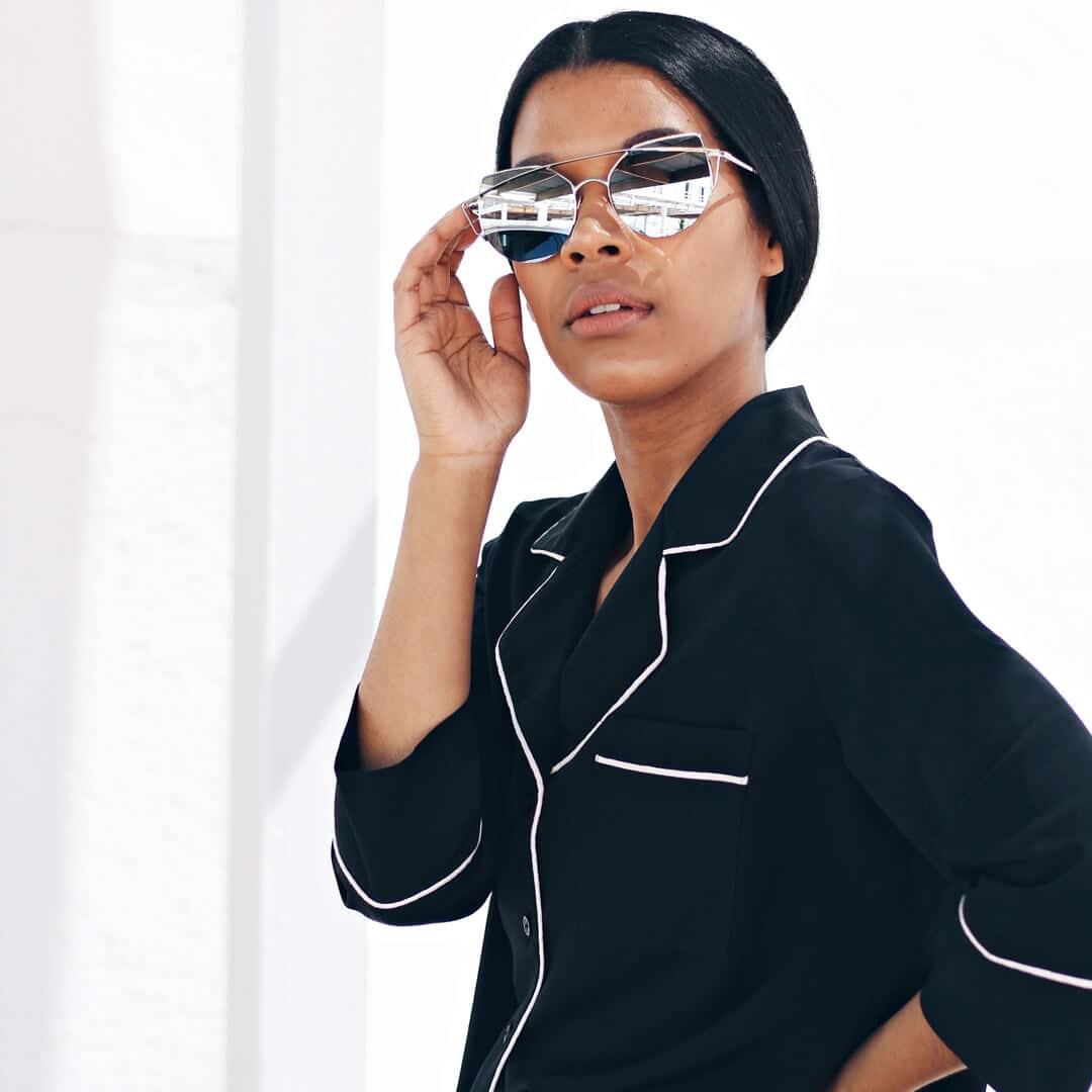 round sunglasses - buy online - iamtrend reflective sunglasses - buy online - iamtrend