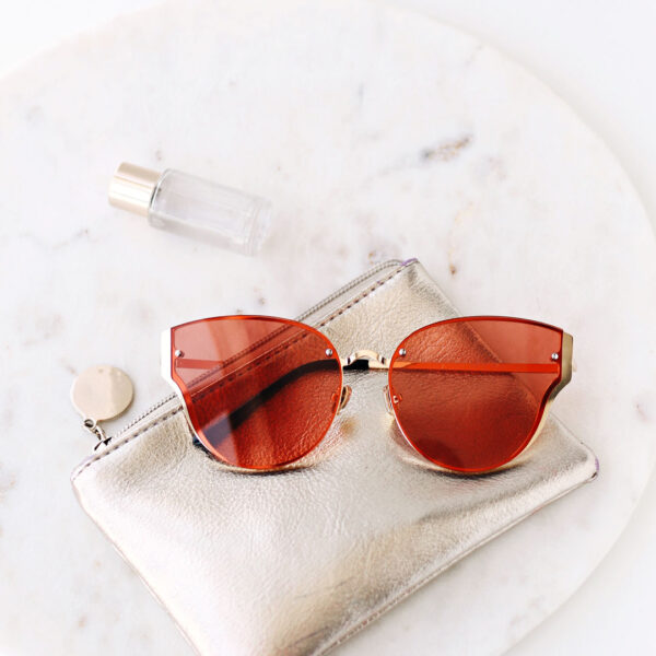 red clear sunglasses - buy online - iamtrend