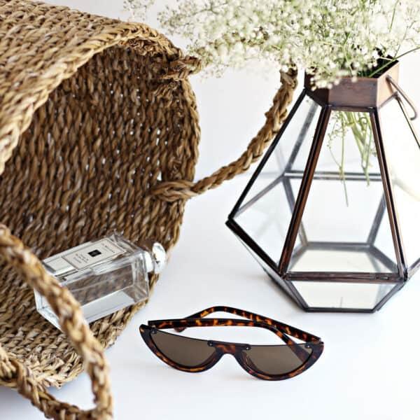 tortoise shell framed sunglasses - buy online - iamtrend