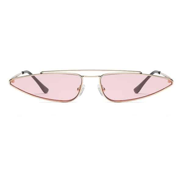 red violet yellow black cat eye sunglasses - buy online - iamtrend