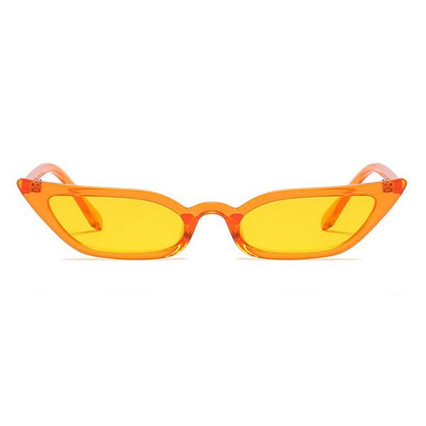 orange cat eye sunglasses - buy online - iamtrend