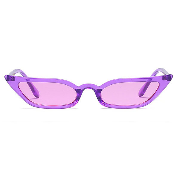 purple cat eye sunglasses - buy online - iamtrend