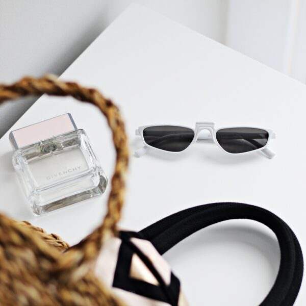 White cat eye sunglasses - buy online - iamtrend