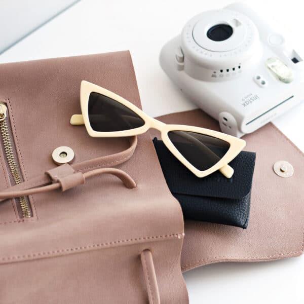 white framed sunglasses - buy online