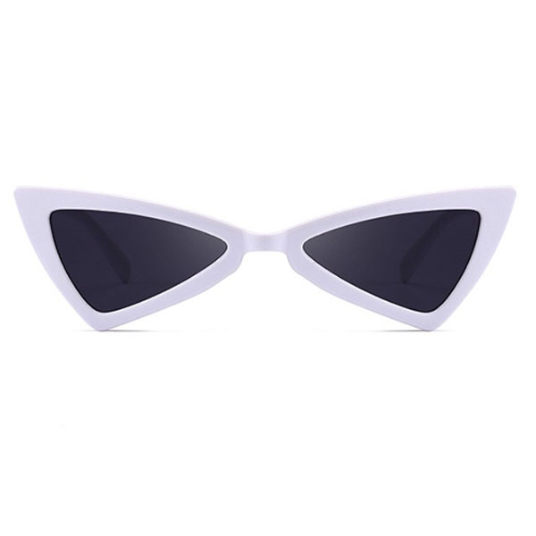 white framed sunglasses - buy online - iamtrend