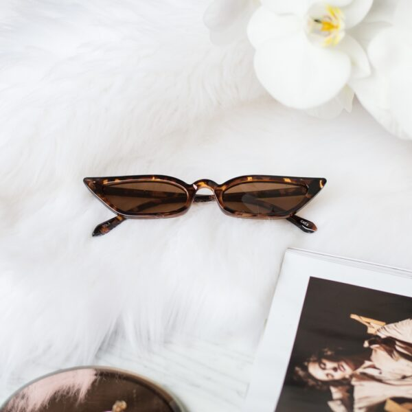 tortoise shell cateye sunglasses - buy online - iamtrend