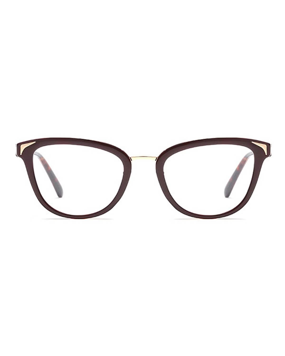Burgundy Eyewear