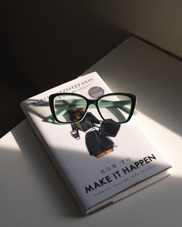 Black and Blue Eyewear Opticals