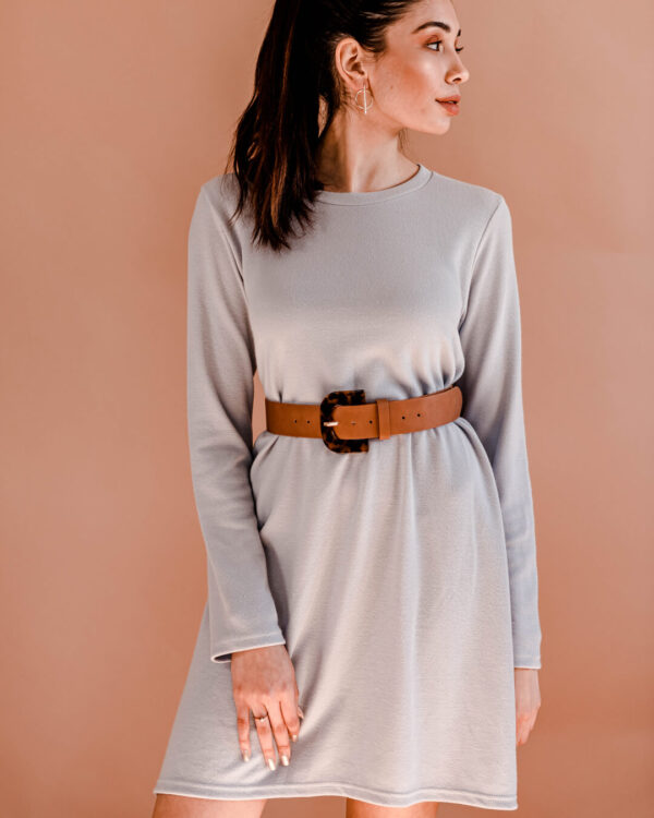 Winter-Sweater-Dress---Powder-Blue