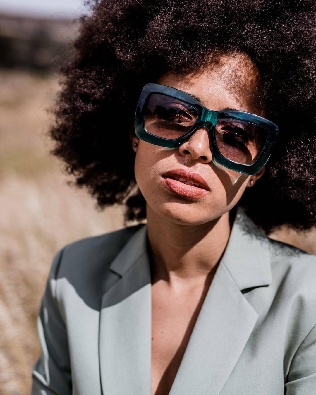 sea blue sunglasses