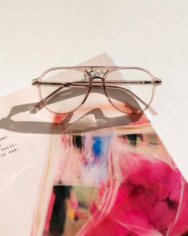 Aviator Blue Light Glasses