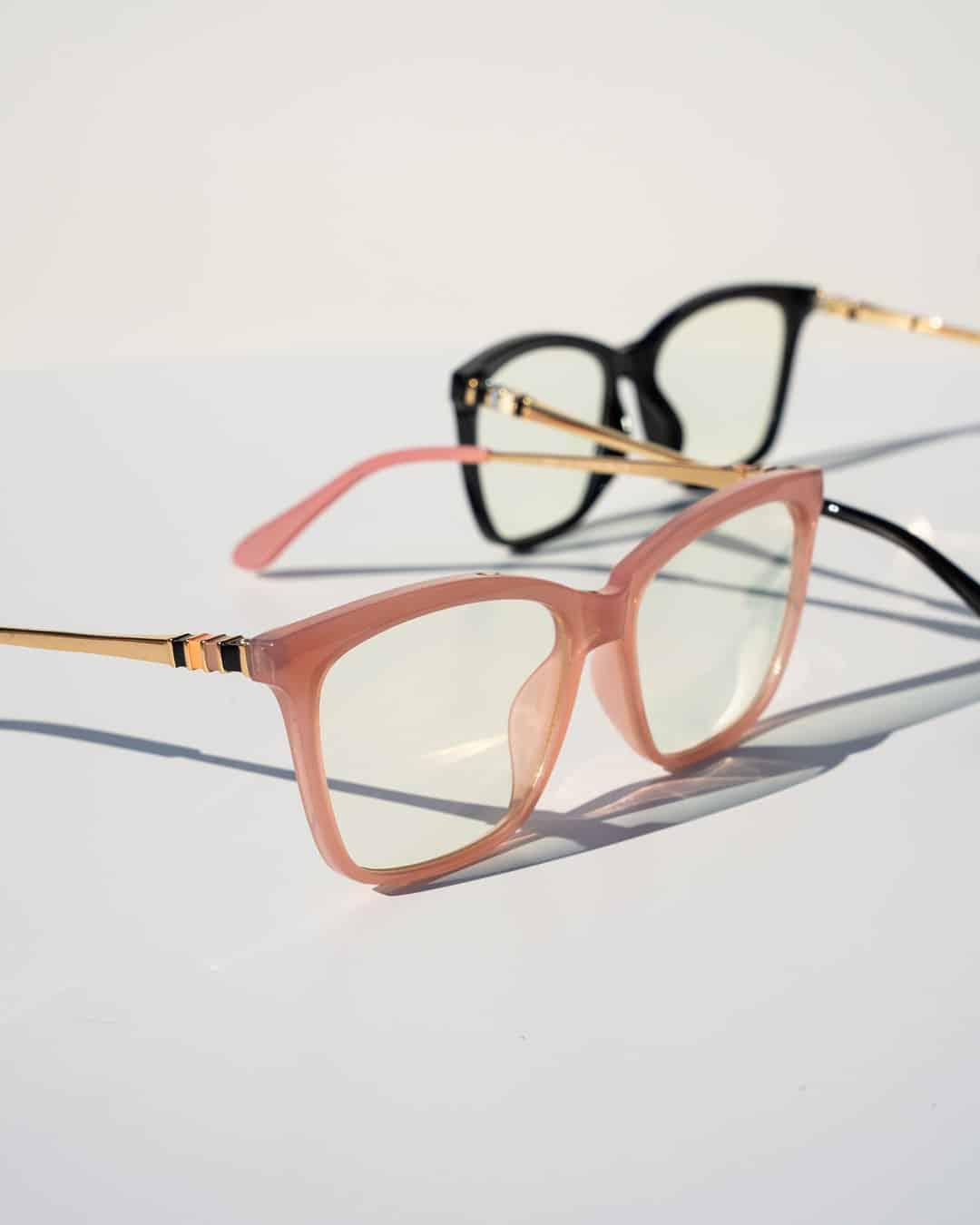 Rectangular Blue light Blocking Glasses